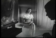 Jennifer Jones, a strange young girl in Portrait of Jennie